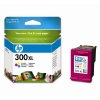 210399 - Original Tintenpatrone color, High Capacity No. 300XL, CC644EE HP