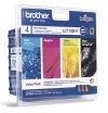 210652 - Original Ink Valuepack HY, black, color LC-1100VALBP Brother