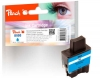 313874 - Peach Ink Cartridge cyan, compatible with LC-900C Brother